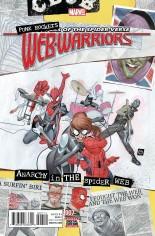 Web Warriors (2016-Present) #7