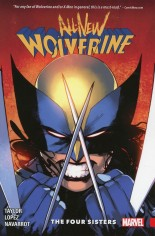 All-New Wolverine (2016-Present) #TP Vol 1