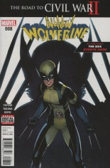 All-New Wolverine (2016-2018) #8
