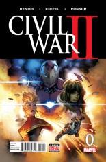 Civil War II (2016) #0 Variant A