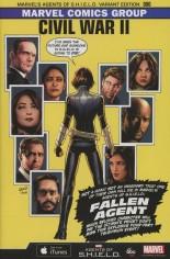 Civil War II (2016) #0 Variant E: Incentive Agents of S.H.I.E.L.D. Variant Cover