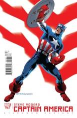Captain America Steve Rogers #1 Variant F
