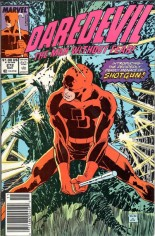 Daredevil (1964-1998) #272 Variant A: Newsstand Edition