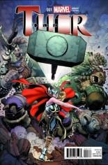 Thor (2014-2015) #1 Variant R: NYCC Variant