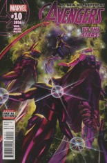 All-New, All-Different Avengers (2016-Present) #10