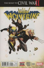 All-New Wolverine (2016-2018) #9 Variant A