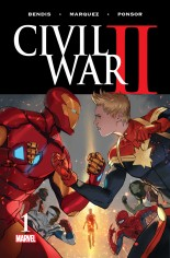 Civil War II (2016) #1 Variant A