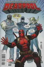 Deadpool (2016-2017) #13 Variant C