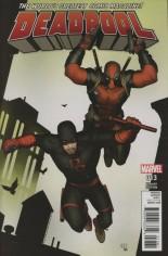 Deadpool (2016-2017) #13 Variant D: Daredevil Cover