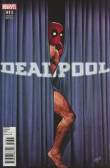 Deadpool (2016-2017) #13 Variant H: Incentive Rebirth Variant Cover