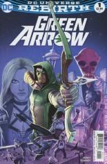 Green Arrow (2016-Present) #1 Variant A