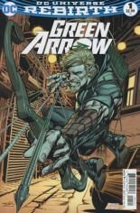 Green Arrow (2016-Present) #1 Variant B: Variant Cover