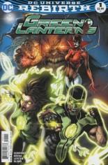Green Lanterns (2016-Present) #1 Variant A