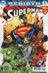 Superman (2016-2018) #1 Variant A