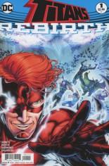 Titans: Rebirth #1 Variant A