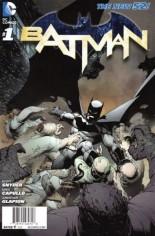 Batman (2011-2016) #1 Variant J: Wal-Mart Exclusive Reprint
