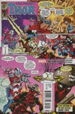 Deadpool (2016-2017) #14 Variant B: Secret Comic Cover