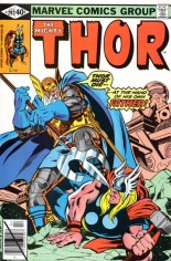 Thor (1966-1996) #292 Variant B: Direct Edition