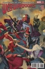 Web Warriors (2016-Present) #8