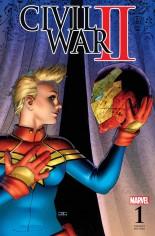 Civil War II (2016) #1 Variant S: Fan Expo Variant Cover