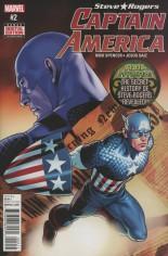 Captain America Steve Rogers #2 Variant A