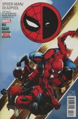 Spider-Man/Deadpool (2016-Present) #2 Variant G: 5th Printing