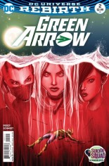 Green Arrow (2016-Present) #2 Variant A