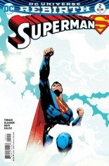 Superman (2016-2018) #2 Variant A