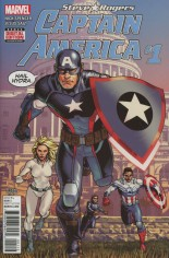 Captain America Steve Rogers #1 Variant I: 2nd Printing