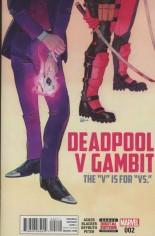 Deadpool V Gambit #2 Variant A