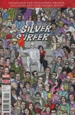 Silver Surfer (2016-Present) #5