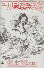 Empress (2016) #4 Variant C: Incentive Sketch Cover