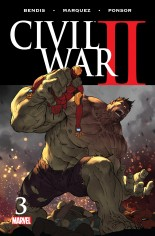 Civil War II (2016) #3 Variant A