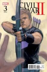Civil War II (2016) #3 Variant F: Character Cover