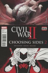 Civil War II: Choosing Sides (2016) #2 Variant A