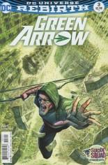 Green Arrow (2016-Present) #3 Variant A