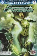 Green Lanterns (2016-Present) #3 Variant A