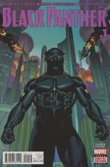 Black Panther (2016-2017) #1 Variant R: 3rd Printing