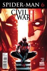 Spider-Man (2016-2017) #6 Variant A