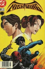 Nightwing (1996-2009) #61 Variant A: Newsstand Edition