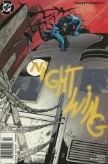 Nightwing (1996-2009) #64 Variant A: Newsstand Edition