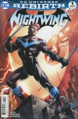 Nightwing (2016-2020) #1 Variant B: Variant Cover
