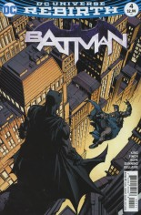 Batman (2016-Present) #4 Variant A