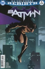 Batman (2016-Present) #4 Variant B