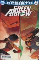 Green Arrow (2016-Present) #4 Variant A