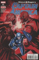 Captain America Steve Rogers #3 Variant A