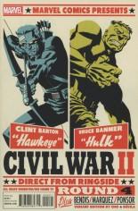 Civil War II (2016) #4 Variant B