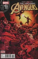 Uncanny Avengers (2015-Present) #11 Variant A