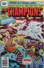 Champions (1975-1978) #6 Variant C: UK Edition