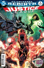 Justice League (2016-2018) #2 Variant A